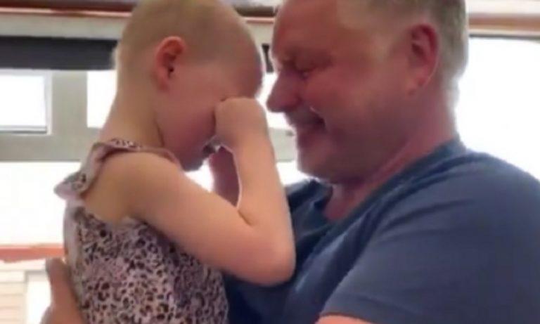 Padre figlia leucemia
