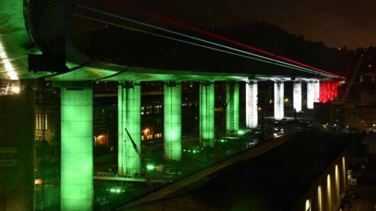 ponte incidente cantiere