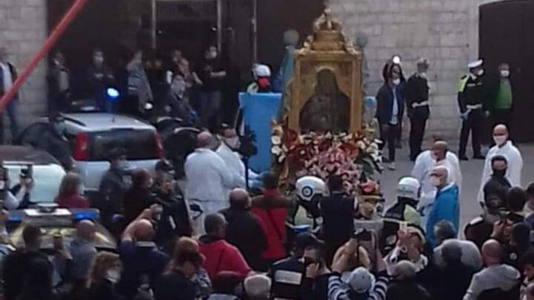 processione madonna dello sterpeto