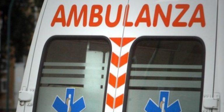 Ambulanza, immagine di repertorio