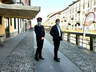 Fase 2 a Milano, Navigli ora deserti: Beppe Sala ringrazia i cittadini