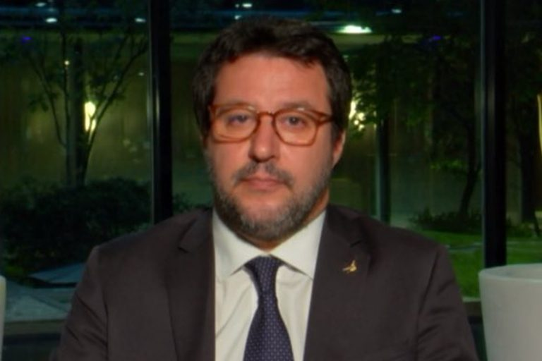 Salvini Silvia Romano terroristi