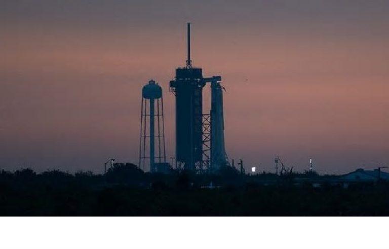 Space X lancio