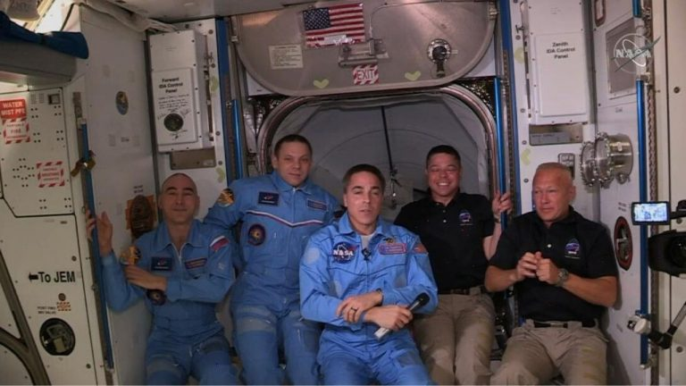 SpaceX astronauti