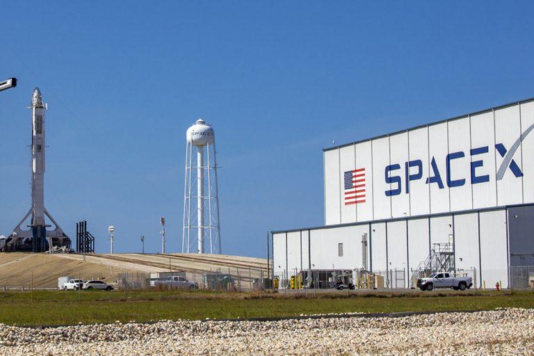 SpaceX storia Elon Musk