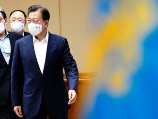 Il premier sudcoreano Moon Jae-in prevede nuove restrizioni