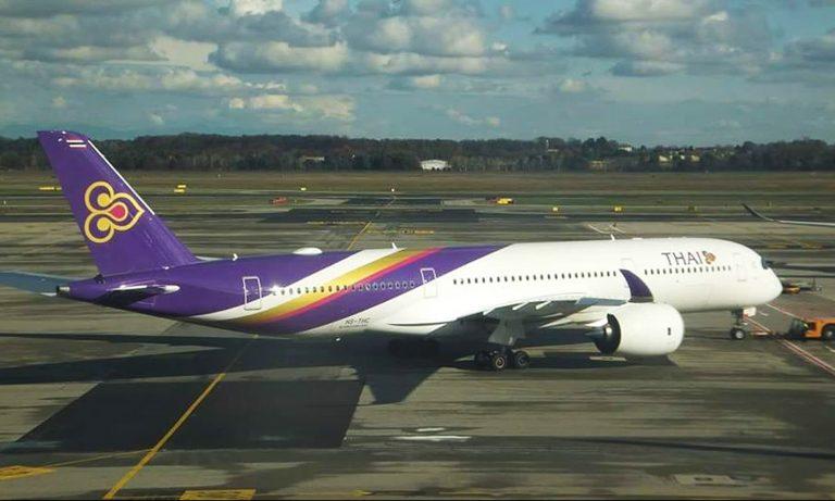 Thai Airways lascia Malpensa, chiusi gli uffici e personale licenziato