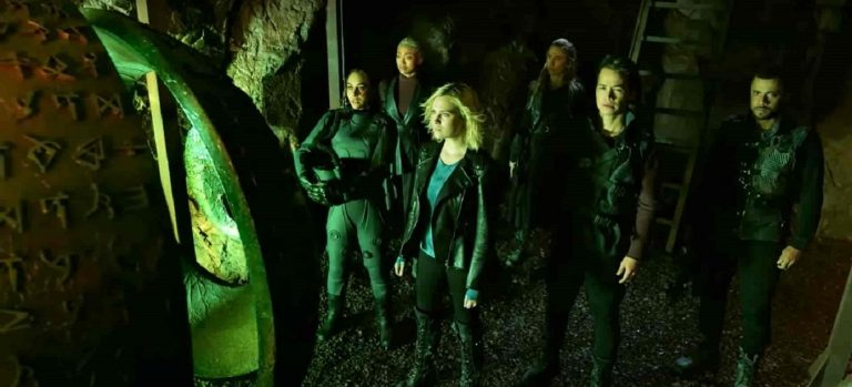 the 100 stagione 7