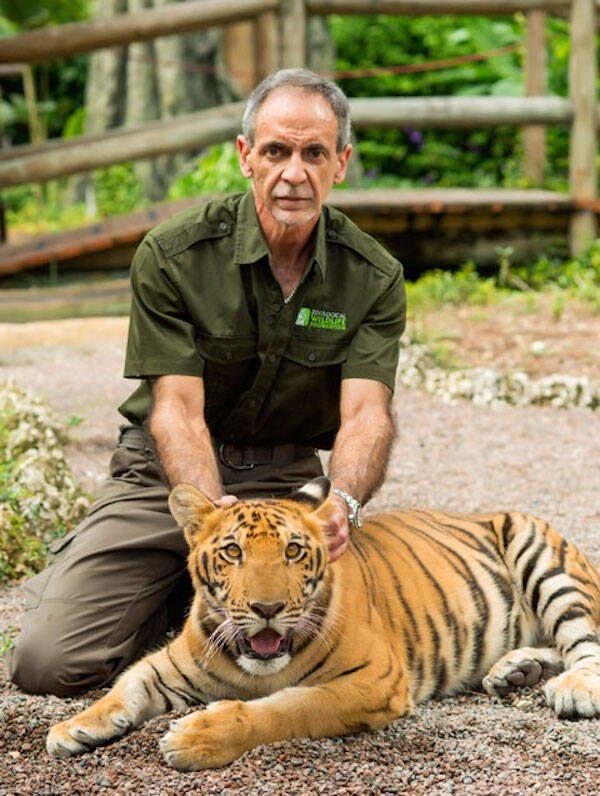 Tiger King Mario Tabraue chi è