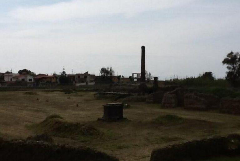tomba scipione africano abbandonata
