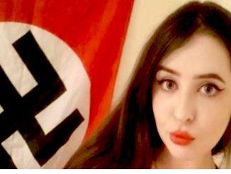 Alice Cutter miss hitler condannata