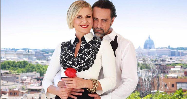 Antonella Elia e Pietro Delle Piane promesse