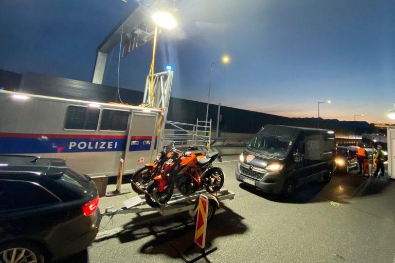 Austria riaperture frontiere Italia