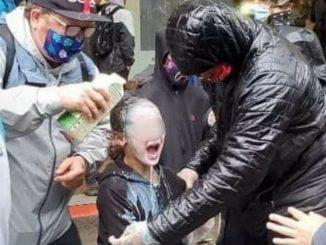 Bambina colpita da uno spray al peperoncino a Seattle