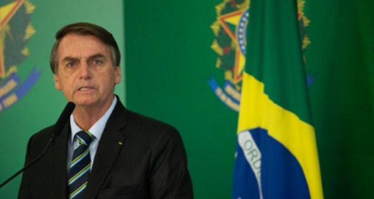 Bolsonaro oms