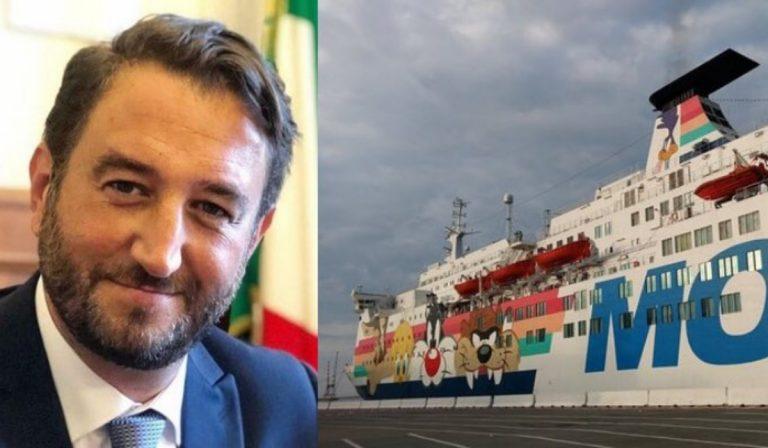La gaffe clamorosa del vice ministro dei Trasporti, Giancarlo Cancelleri