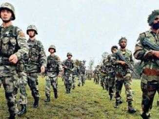 Tensione al confine fra Cina e India
