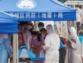 Ripartono i test a tappeto a Pechino