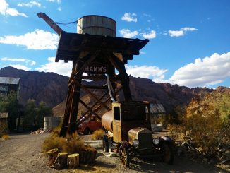 Nevada: la città fantasma Nelson