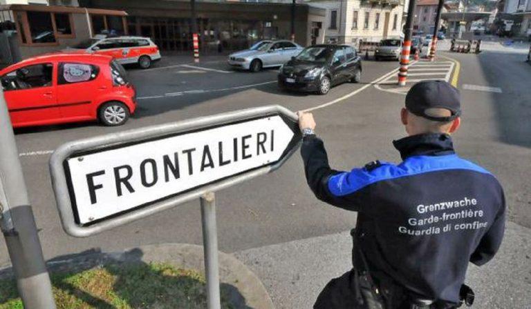 Riapertura confini tra Svizzera e Italia a breve