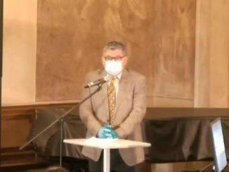 Il consigliere leghista a Udine, Carlo Pavan