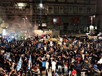 Napoli, contagi sotto controllo dopo i festeggiamenti Coppa Italia