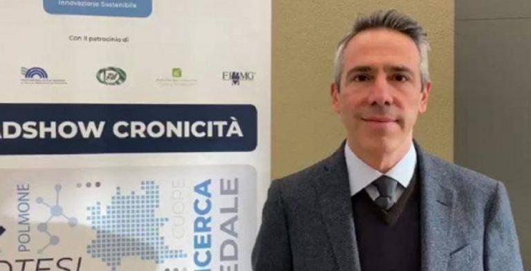 coronavirus Bergamo primario pneumologia