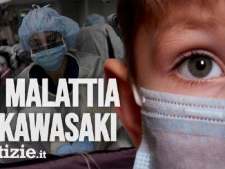 coronavirus malattia di kawasaki