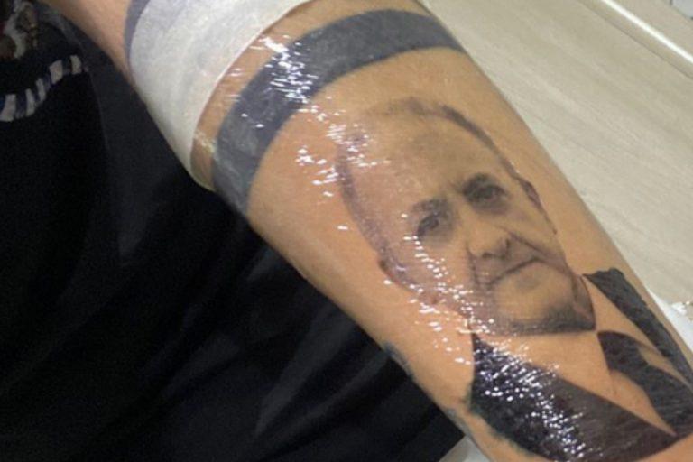 de luca tatuaggio