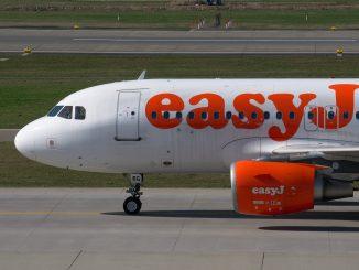Easyjet, dopo lo stop pronta per la ripresa dei voli in Italia e Europa