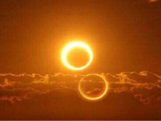 Eclissi anulare di Sole il 21 giugno 2020