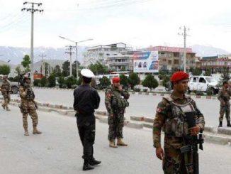 Esplosione moschea Kabul