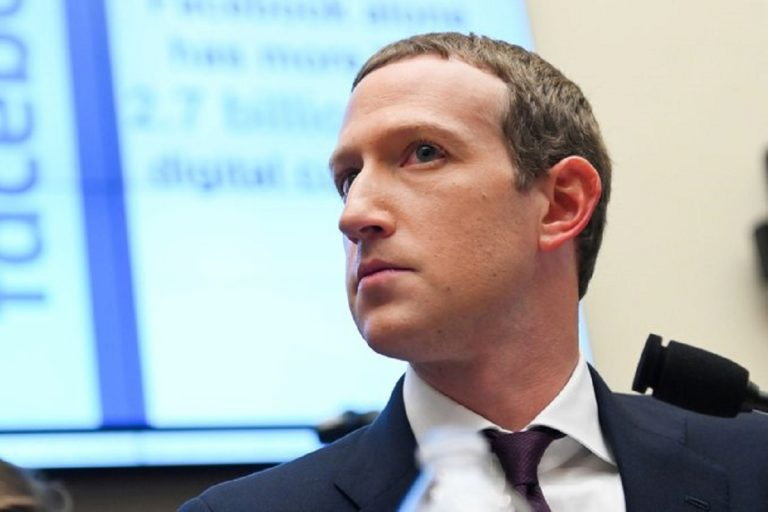 facebook zuckerberg post politici