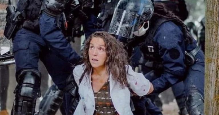 Francia proteste infermieri