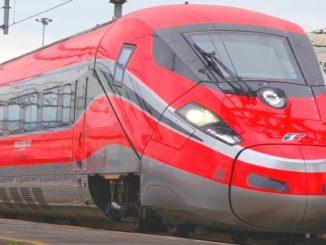Frecciarossa Torino Reggio Calabria, inaugurazione il 3 giugno