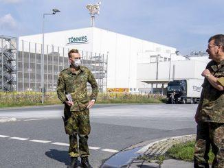 Germania, oltre mille contagi nel mattatoio Tönnies