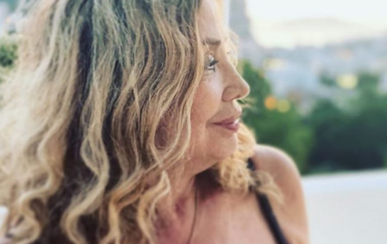 Simona Izzo ha avuto un incidente al largo di Capri