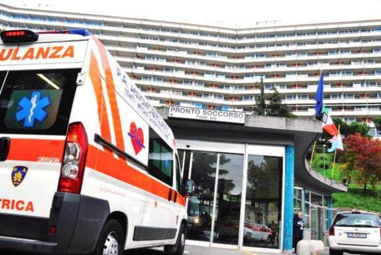 Torino, incidente stradale: grave bambina di 5 anni