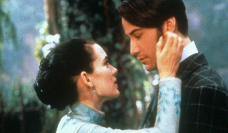 Dracula: Keanu Reeves e la gentilezza per Winona