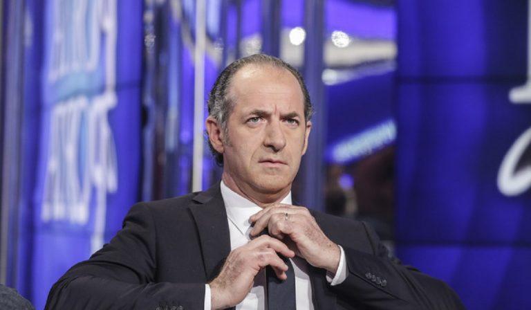 Luca Zaia contro Conte: non è soddisfatto
