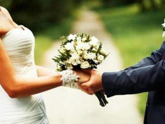 matrimonio senza mascherina