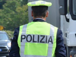 Maxi multa per un motociclista sulla tangenziale a Udine per eccesso di velocità