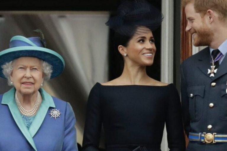 meghan markle regina