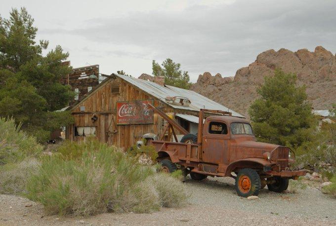 Nevada, cittadina di Nelson