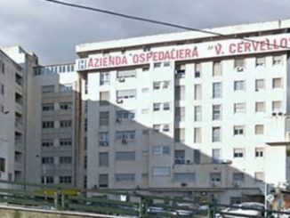 """Uomo ricoverato per infarto al """"Cervello"""" di Palermo, positivo al coronavirus"""