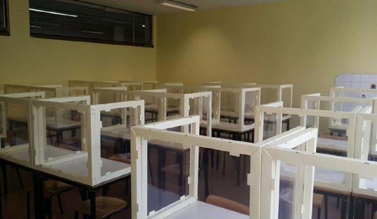 plexiglass liceo bergamo