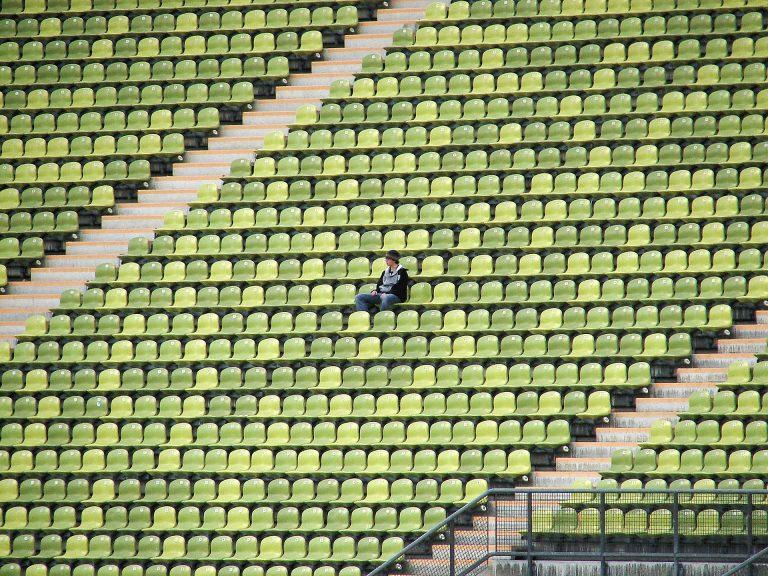 """Ricciardi: """"Possibile apertura degli stadi nelle regioni a casi zero"""""""