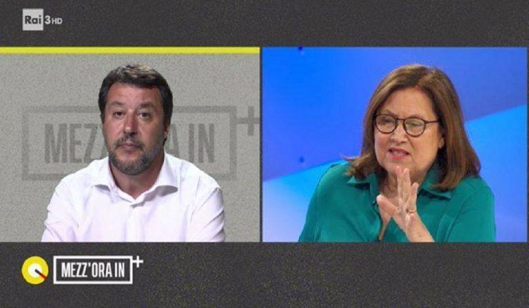 Matteo Salvini parla di elezioni