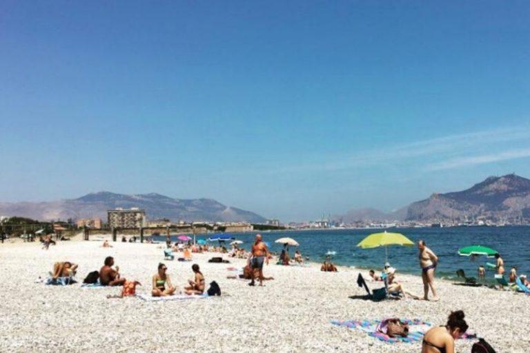 spiaggia palermo romagnolo