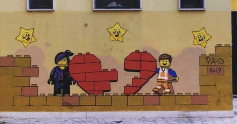 Legge per la street art in Puglia